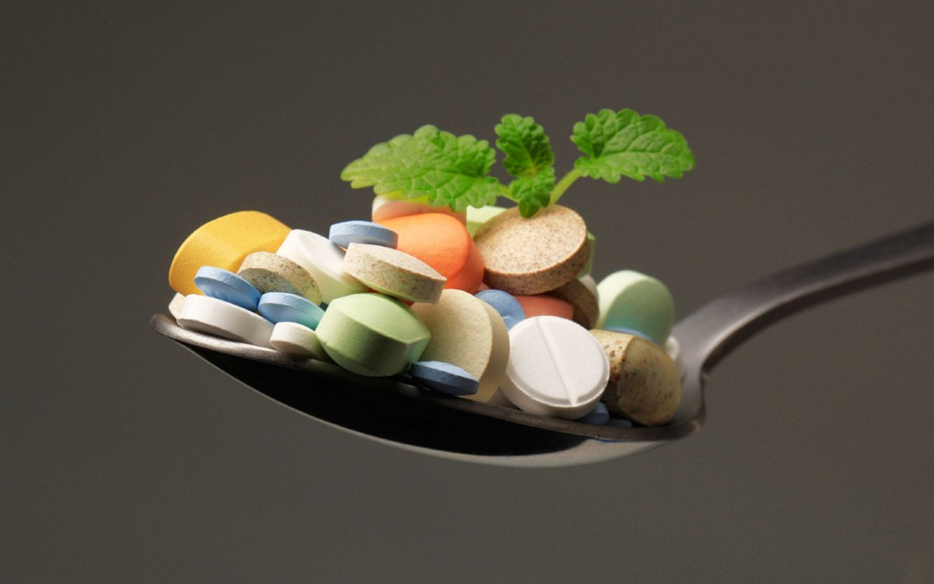 can supplements replace a good diet?