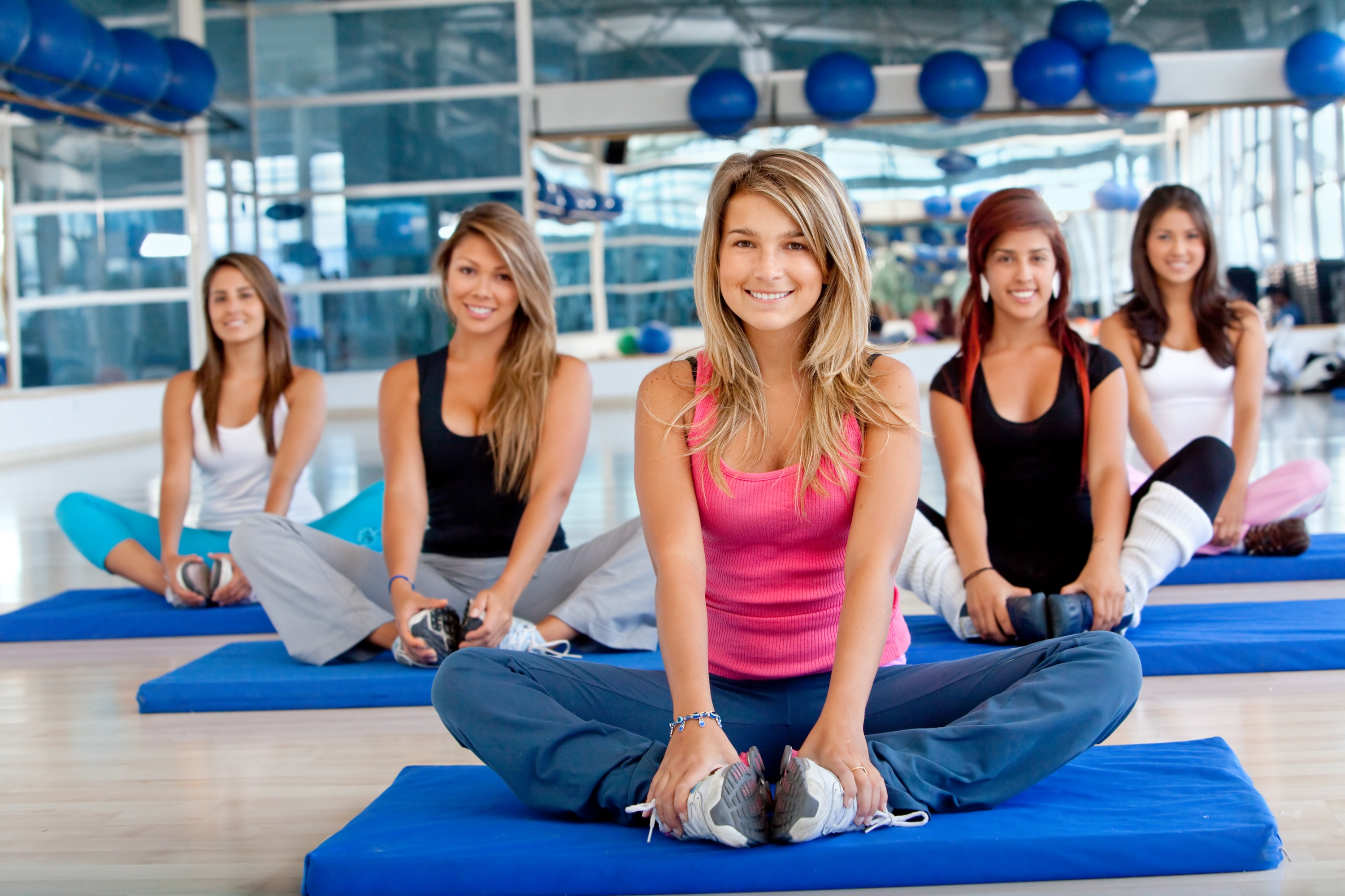 yoga classes at south pacific gym